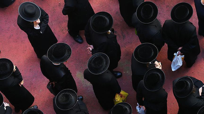 14.5 مليونا عدد اليهود في العالم
