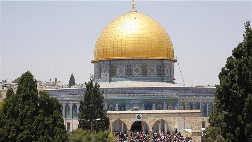 3 أعضاء كنيست يقتحمون المسجد الأقصى