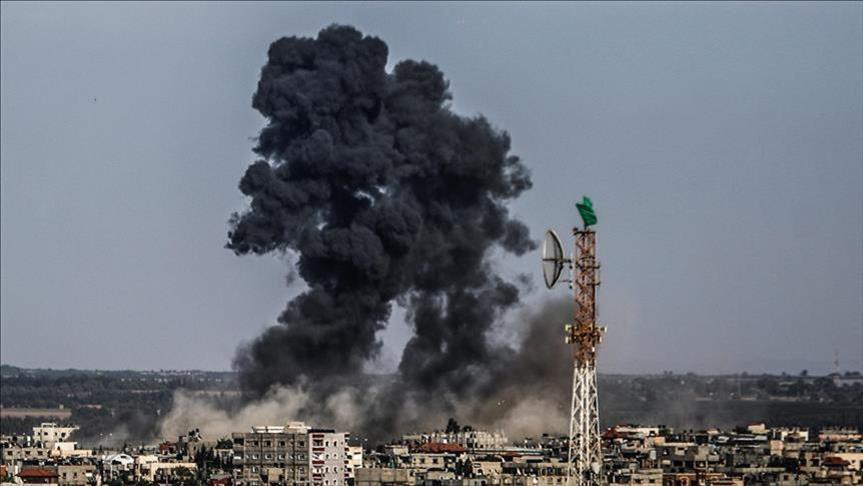 3 حروب إسرائيلية على غزة (انفوجرافيك)