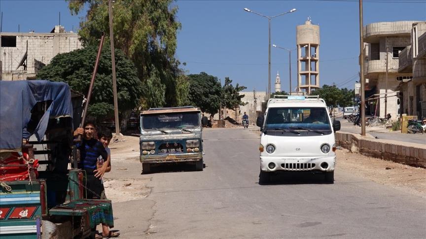50 ألف نازح يعودون إلى إدلب بعد اتفاق سوتشي