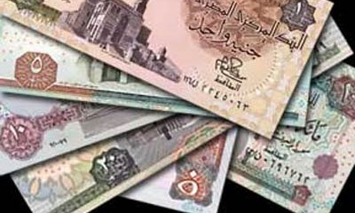 7.6 مليار دولار قيمة عجز الموازنة المصرية في خمسة أشهر