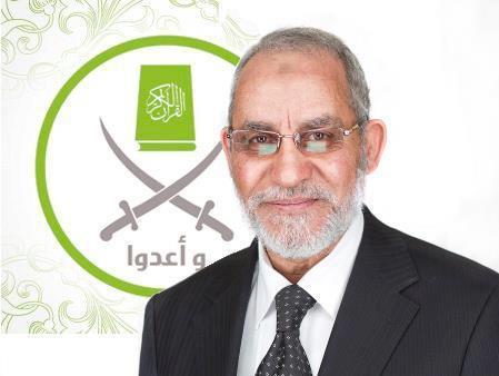 الأمن المصري يضيق علي محمد بديع