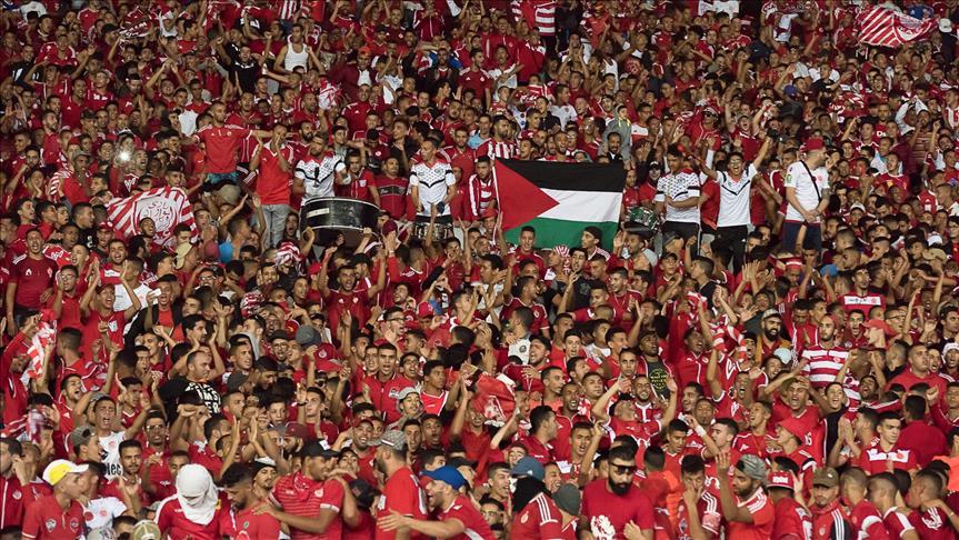 الوداد المغربي يتوّج بلقب أبطال إفريقيا للمرة الثانية